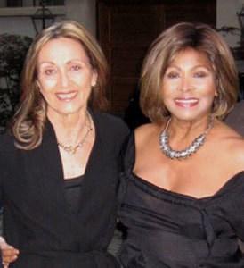 Tina Turner Tours